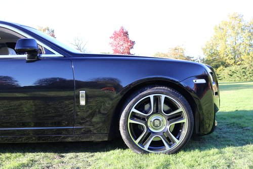 2017 Rolls-Royce Ghost Series 2 For Sale (picture 3 of 6)