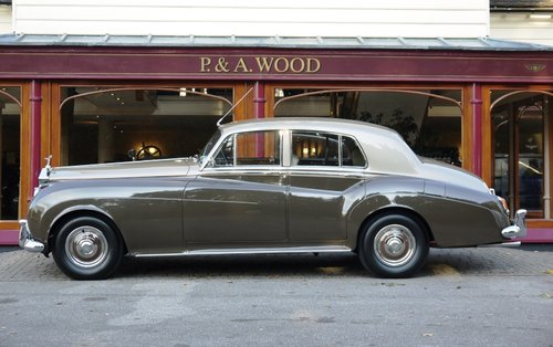 Rolls-Royce Silver Cloud I 1959 Standard Saloon For Sale (picture 2 of 3)