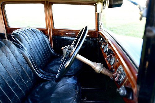 1927 Rolls Royce 20hp H.J. Mulliner Weyman Saloon. SOLD (picture 6 of 6)