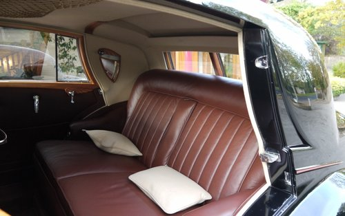 Rolls-Royce Phantom III 1938 Sports Saloon by Gurney Nutting For Sale (picture 4 of 4)