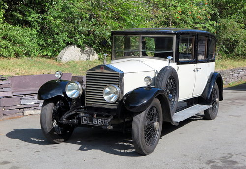1926 Rolls-Royce 20hp Arthur Mulliner Six Light Saloon GZK64 For Sale (picture 1 of 6)