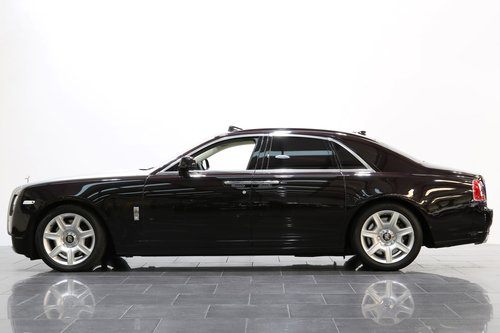 2013 13 13 ROLLS ROYCE GHOST 6.6 V12 AUTO  For Sale (picture 2 of 6)