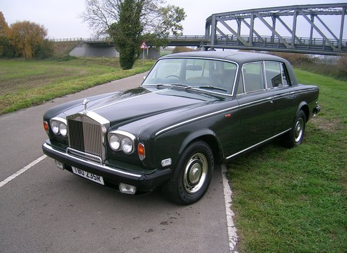 1977 Rolls Royce Shadow II 6.75L V8 Automatic  For Sale (picture 2 of 6)