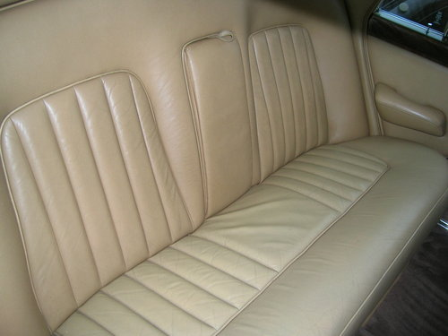 1977 Rolls Royce Shadow II 6.75L V8 Automatic  For Sale (picture 5 of 6)