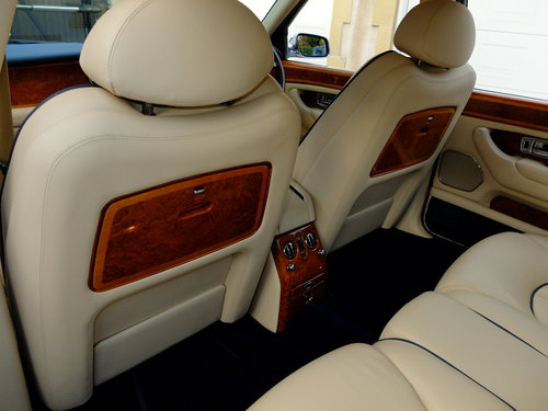 2001 ROLLS SILVER SERAPH - LAST OF LINE - JUST 15K MILES ! For Sale (picture 4 of 6)
