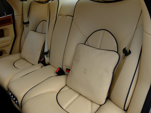 2001 ROLLS SILVER SERAPH - LAST OF LINE - JUST 15K MILES ! For Sale (picture 5 of 6)