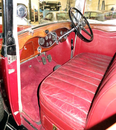 1934 Rolls-Royce 20/25 Hooper Limousine GKC7 For Sale (picture 4 of 6)