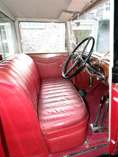 1934 Rolls-Royce 20/25 Hooper Limousine GKC7 For Sale (picture 5 of 6)