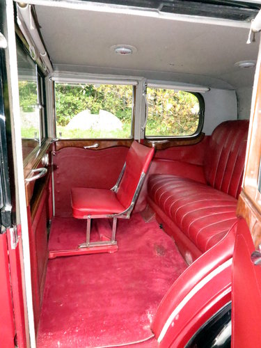1934 Rolls-Royce 20/25 Hooper Limousine GKC7 For Sale (picture 6 of 6)