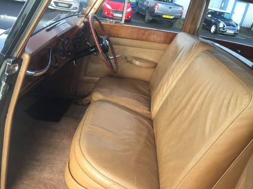 1949 ROLLS ROYCE  SILVER WRAITH  HOOPER Teviot  Limousine For Sale (picture 5 of 6)