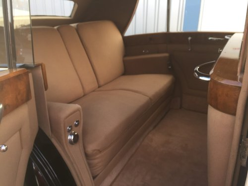1949 ROLLS ROYCE  SILVER WRAITH  HOOPER Teviot  Limousine For Sale (picture 6 of 6)