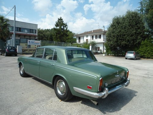 1971 Rolls Royce Silver Shadow For Sale (picture 3 of 6)