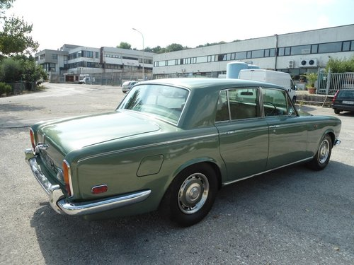 1971 Rolls Royce Silver Shadow For Sale (picture 4 of 6)