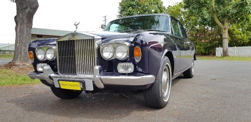 1974 Rolls Royce Corniche Fixed Head Coupe Firma Trading For Sale (picture 1 of 6)
