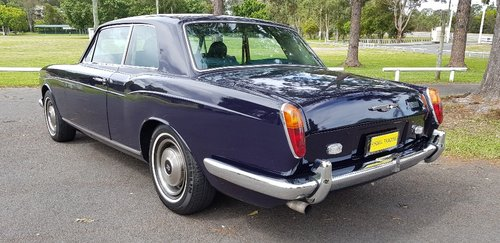 1974 Rolls Royce Corniche Fixed Head Coupe Firma Trading For Sale (picture 2 of 6)