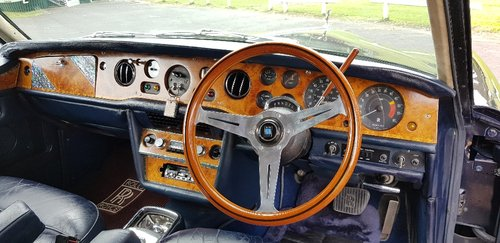 1974 Rolls Royce Corniche Fixed Head Coupe Firma Trading For Sale (picture 3 of 6)