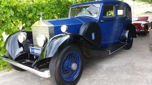 1926 Rolls Royce 20hp Martin & King Body by Firma Trading  For Sale (picture 1 of 6)
