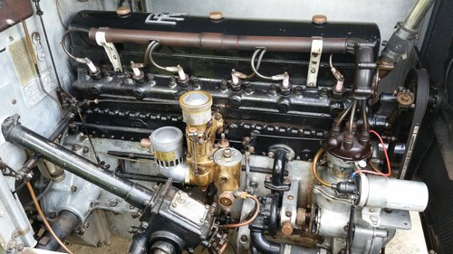1926 Rolls Royce 20hp Martin & King Body by Firma Trading  For Sale (picture 4 of 6)