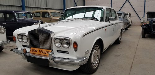 1971 Rolls Royce Silver Shadow Ex Wedding Firma Trading Clas For Sale (picture 1 of 6)