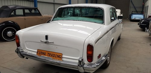 1971 Rolls Royce Silver Shadow Ex Wedding Firma Trading Clas For Sale (picture 2 of 6)