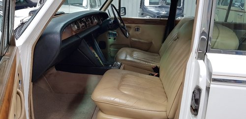 1971 Rolls Royce Silver Shadow Ex Wedding Firma Trading Clas For Sale (picture 3 of 6)