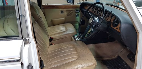 1971 Rolls Royce Silver Shadow Ex Wedding Firma Trading Clas For Sale (picture 6 of 6)