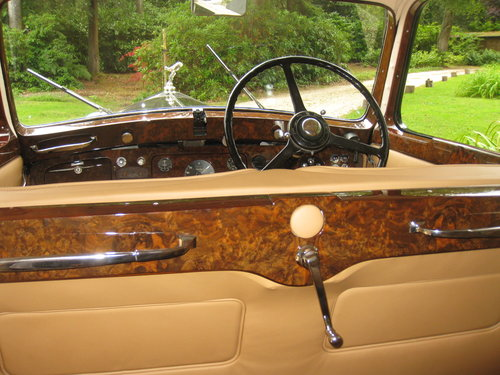 1938 Rolls-Royce 25/30 with Coachwork by James Young For Sale (picture 6 of 6)