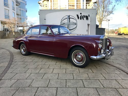 1964 Rolls Royce Silver Cloud III by James Young SCV100 For Sale (picture 1 of 6)