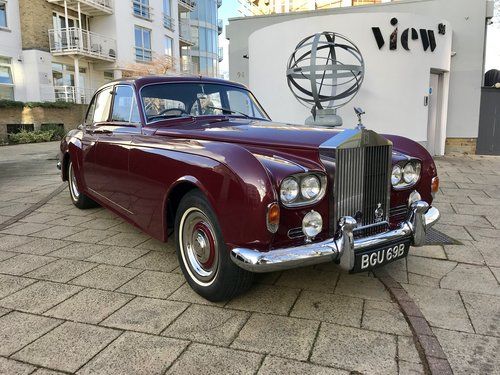 1964 Rolls Royce Silver Cloud III by James Young SCV100 For Sale (picture 2 of 6)