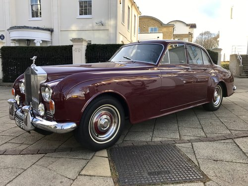 1964 Rolls Royce Silver Cloud III by James Young SCV100 For Sale (picture 3 of 6)