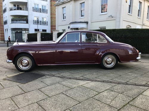 1964 Rolls Royce Silver Cloud III by James Young SCV100 For Sale (picture 4 of 6)