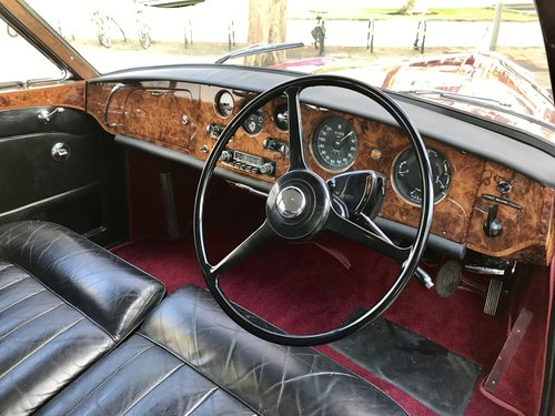 1964 Rolls Royce Silver Cloud III by James Young SCV100 For Sale (picture 5 of 6)