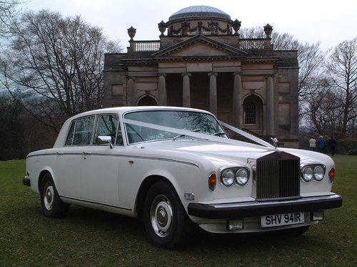 1977 Rolls Royce Silver Shadow II For Sale (picture 1 of 6)