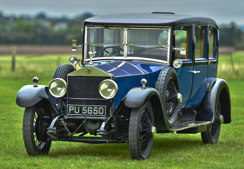 1924 Rolls Royce Silver Ghost Arthur Mulliner  For Sale (picture 1 of 6)