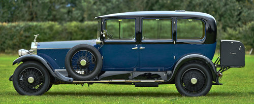 1924 Rolls Royce Silver Ghost Arthur Mulliner  For Sale (picture 2 of 6)