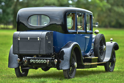 1924 Rolls Royce Silver Ghost Arthur Mulliner  For Sale (picture 3 of 6)