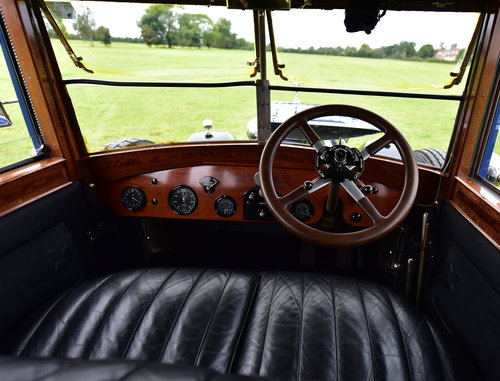 1924 Rolls Royce Silver Ghost Arthur Mulliner  For Sale (picture 4 of 6)