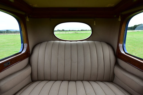1924 Rolls Royce Silver Ghost Arthur Mulliner  For Sale (picture 5 of 6)