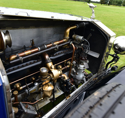1924 Rolls Royce Silver Ghost Arthur Mulliner  For Sale (picture 6 of 6)