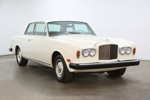 1974 Rolls-Royce Corniche Coupe Left Hand Drive Bentley Conv For Sale (picture 1 of 6)