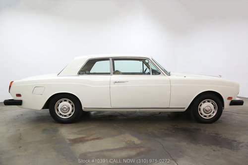 1974 Rolls-Royce Corniche Coupe Left Hand Drive Bentley Conv For Sale (picture 2 of 6)