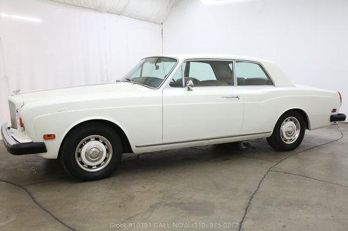1974 Rolls-Royce Corniche Coupe Left Hand Drive Bentley Conv For Sale (picture 3 of 6)