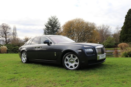 2011 ROLLS-ROYCE GHOST For Sale | Car And Classic