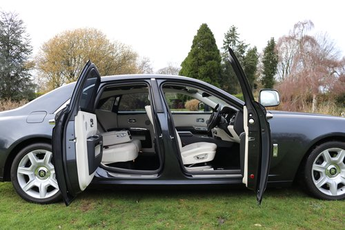 2011 ROLLS-ROYCE GHOST   For Sale (picture 5 of 5)