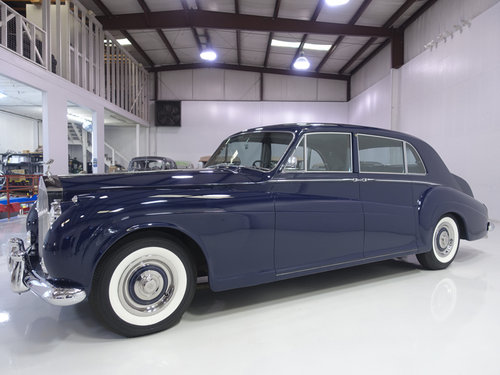 1963 Rolls-Royce Phantom V Touring Limousine by James Young For Sale (picture 1 of 6)