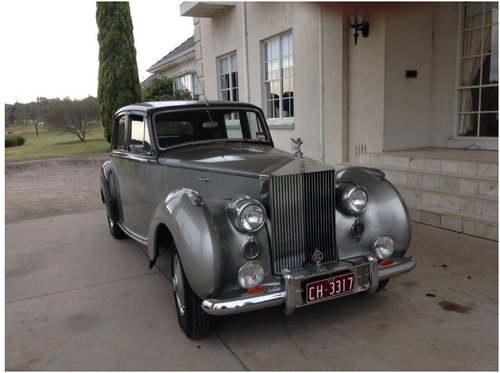 1951 Rolls-Royce Silver Dawn for sale For Sale (picture 2 of 6)