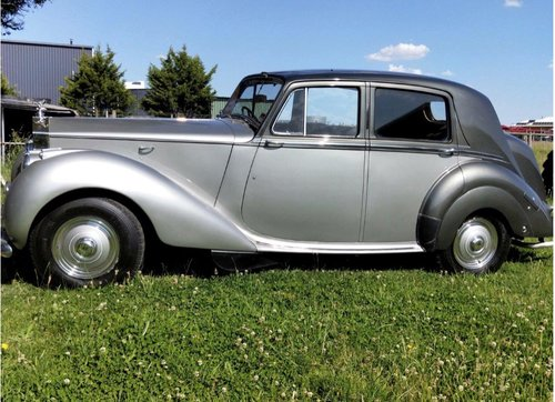 1951 Rolls-Royce Silver Dawn for sale For Sale (picture 5 of 6)