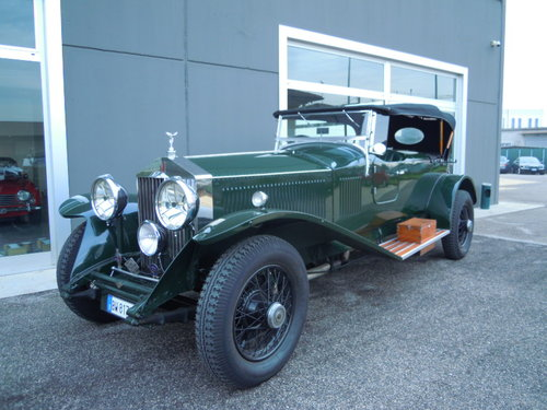 Rolls Royce Phantom II tourer 1931 For Sale (picture 1 of 6)