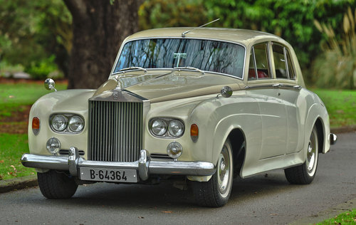 1964 Rolls Royce Silver Cloud 3 For Sale (picture 1 of 6)