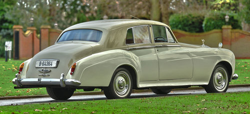 1964 Rolls Royce Silver Cloud 3 For Sale (picture 2 of 6)
